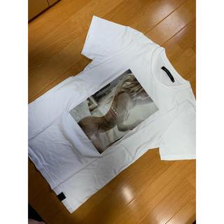 ヴァンキッシュ(VANQUISH)のVANQUISH  プリントTシャツ(Tシャツ/カットソー(半袖/袖なし))