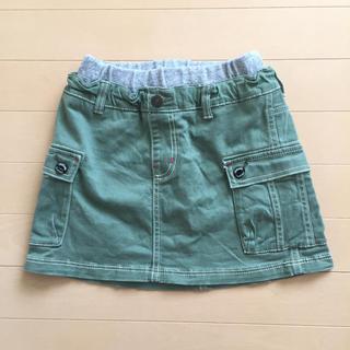 ブリーズ(BREEZE)のBREEZ サイドポケットスカート 140(スカート)
