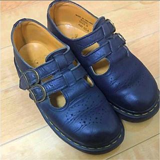 ドクターマーチン(Dr.Martens)のドクターマーチン 靴(UK4)(ローファー/革靴)