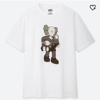 ユニクロ(UNIQLO)のUNIQLO KAWS  ユニクロカウズ (Tシャツ/カットソー(半袖/袖なし))