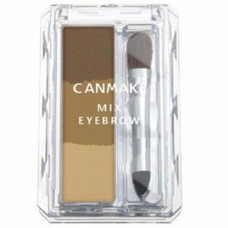 キャンメイク(CANMAKE)のキャンメイク ミックスアイブロウ 03(パウダーアイブロウ)