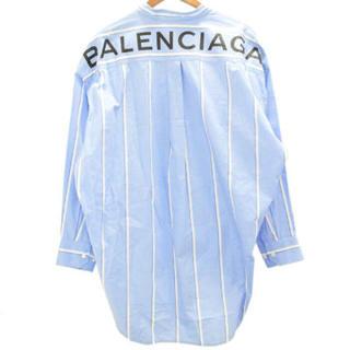 バレンシアガ(Balenciaga)のバレンシアガ スウィングシャツ  36(シャツ)