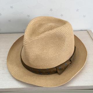 カシラ(CA4LA)のカシラ(CA4LA)の麦わら帽子ハット(ハット)