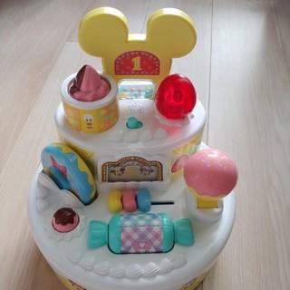 タカラトミー(Takara Tomy)のタカラトミー パーティーケーキ ミッキー&ブレンズ(知育玩具)