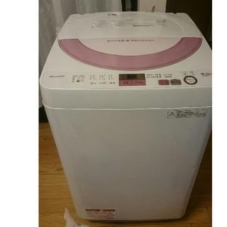SHARP - SHARP 6キロ 洗濯機  💍2017年製💍