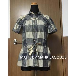 マークバイマークジェイコブス(MARC BY MARC JACOBS)のMARK BY MARK JACOBES シャツ(シャツ/ブラウス(半袖/袖なし))