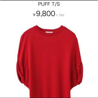 エンフォルド(ENFOLD)のクラネ  clane パフスリーブトップス(Tシャツ(半袖/袖なし))