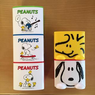 ピーナッツ(PEANUTS)のスヌーピー   小物入れBOX 5点セット(小物入れ)