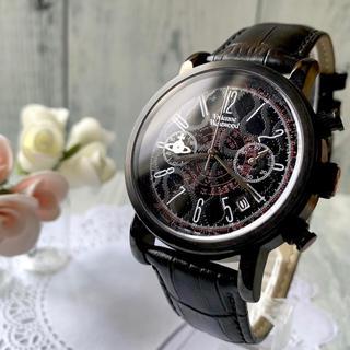 ヴィヴィアンウエストウッド(Vivienne Westwood)の【美品】 vivienne westwood  スクイグル ダメージ 腕時計(腕時計(アナログ))