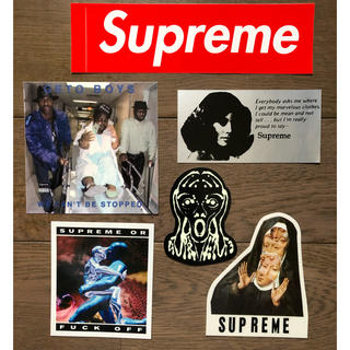 Supreme - supreme ステッカー セット