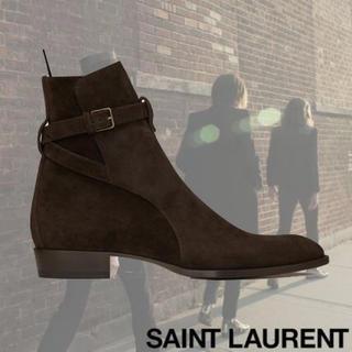 サンローラン(Saint Laurent)の【新品 未使用】サンローラン ブーツ(ブーツ)
