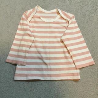 ムジルシリョウヒン(MUJI (無印良品))の無印 ベビーTシャツ70(Tシャツ)