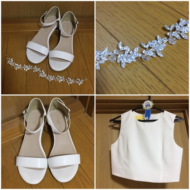 Vera Wang(ヴェラウォン)のコンフェッティ ウエディングドレス セパレート レディースのフォーマル/ドレス(ウェディングドレス)の商品写真