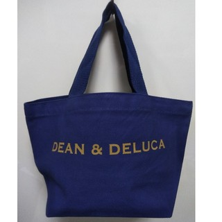 ディーンアンドデルーカ(DEAN & DELUCA)のDEAN&DELUCAトートバックSネイビー(トートバッグ)
