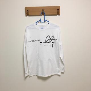 ハレ(HARE)のsyu   homme    新作Tシャツ    ホワイト(Tシャツ/カットソー(七分/長袖))