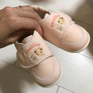 ファミリア(familiar)のファミリア 新品未使用 12.5 靴(スニーカー)