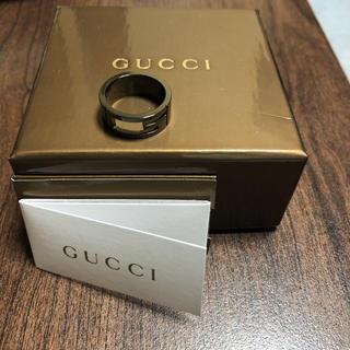 グッチ(Gucci)のGUCCI リング gロゴ(リング(指輪))