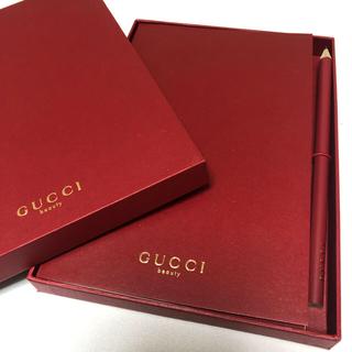 グッチ(Gucci)の〜 グッチ GUCCI ノート 非売品 〜(ノート/メモ帳/ふせん)
