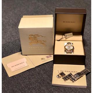バーバリー(BURBERRY)のBURBERRY バーバリー BU1374腕時計 クロノグラフ(腕時計(アナログ))