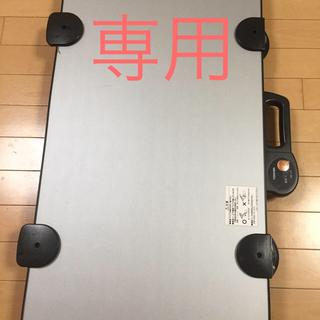 トウシバ(東芝)のねこまんま☆様専用 ズボンプレッサー(ズボンプレッサー)