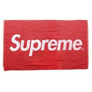 シュプリーム(Supreme)のSupreme バスタオル ビーチタオル(タオル/バス用品)