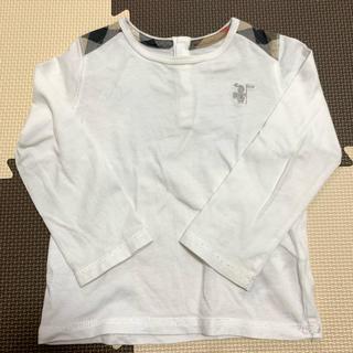 バーバリー(BURBERRY)のバーバリー♡Tシャツ♡80(Tシャツ)