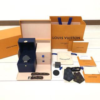 ルイヴィトン(LOUIS VUITTON)のルイヴィトン  タンブールホライゾン(腕時計(デジタル))