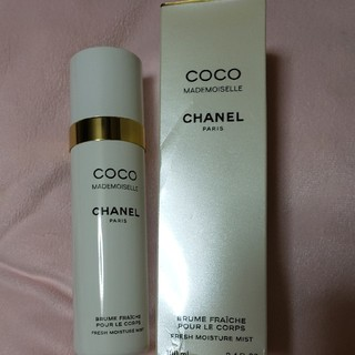 シャネル(CHANEL)のココ マドモアゼル フレッシュボディ ミスト ボディ用乳液 CHANEL(ボディローション/ミルク)