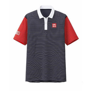 ユニクロ(UNIQLO)の入手困難 希少 ユニクロ 錦織圭 2014 ATPファイナル ポロシャツ XL(ウェア)