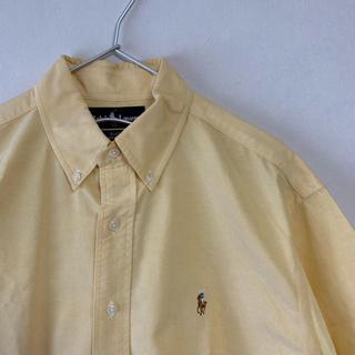 ラルフローレン(Ralph Lauren)の古着 90s POLO Ralph Lauren  半袖 BDシャツ(シャツ)