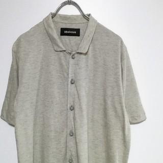 マルタンマルジェラ(Maison Martin Margiela)の【美品】08sircus half shirt(シャツ)