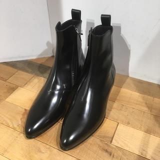 サンローラン(Saint Laurent)の国内正規品 サンローランパリ ブーツ キムタク着(ブーツ)