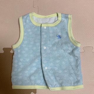 ニシマツヤ(西松屋)の赤ちゃん用ベスト(カーディガン/ボレロ)