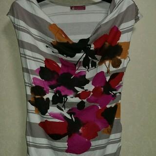 アーモワールカプリス(armoire caprice)のフレンチスリーブ T シャツ(Tシャツ(半袖/袖なし))