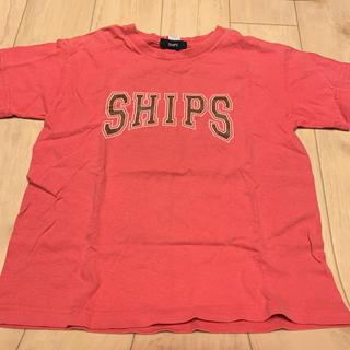 シップス(SHIPS)のSHIPS KIDS♡半袖Tシャツ 130 女の子(Tシャツ/カットソー)
