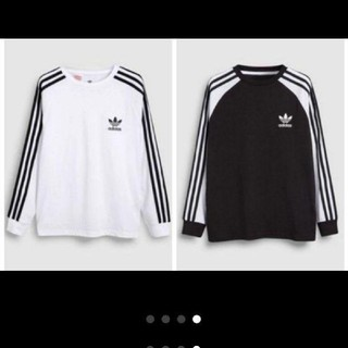アディダス(adidas)の2枚組 ロンT adidas originals(Tシャツ(長袖/七分))
