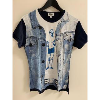 ヴィヴィアンウエストウッド(Vivienne Westwood)のヴィヴィアン Tシャツ【中古】(Tシャツ/カットソー(半袖/袖なし))