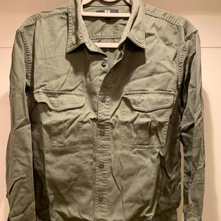 ユニクロ(UNIQLO)のユニクロ カジュアルワークシャツ(シャツ)