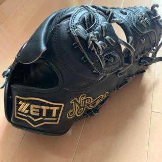 ZETT - ZETT 硬式投手グローブ 野上亮磨実使用