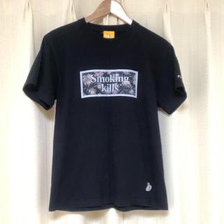 ヴァンキッシュ(VANQUISH)のFR2 × FLOVE コラボ Tシャツ(Tシャツ/カットソー(半袖/袖なし))
