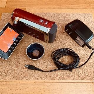 Victor Everio ビデオカメラ GZ-MS120-R