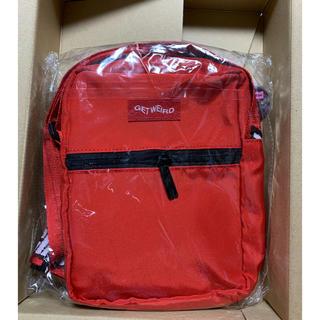 アンチ(ANTI)のSHIN様 専用 ASSC Red Side Bag(ショルダーバッグ)