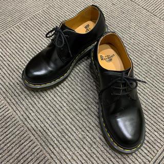 ドクターマーチン(Dr.Martens)のドクターマーチン Amory UK3 黒(ローファー/革靴)