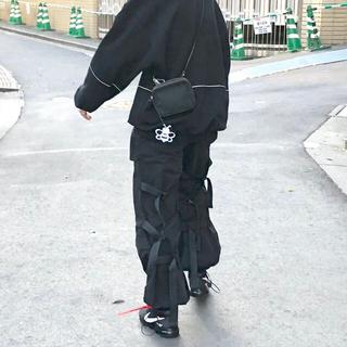 バレンシアガ(Balenciaga)のavalone 6 belt pants (ワークパンツ/カーゴパンツ)