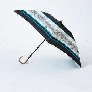 トゥモローランド(TOMORROWLAND)のmanipuri 新作 晴雨兼用折り畳み傘 (傘)