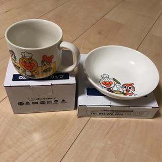 アンパンマン(アンパンマン)のアンパンマン 小皿&マグカップ(食器)
