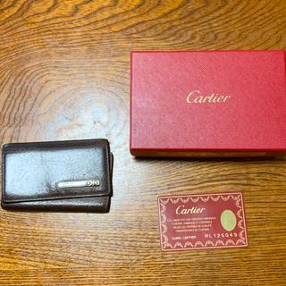カルティエ(Cartier)のカルティエ サントス 6連キーケース(キーケース)