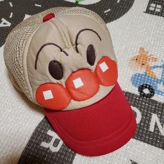 アンパンマン(アンパンマン)のアンパンマン 夏キャップ🧢(帽子)