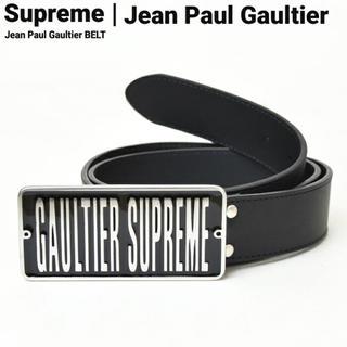 シュプリーム(Supreme)のSupreme/Jean Paul Gauitier Belt【19SS】(ベルト)