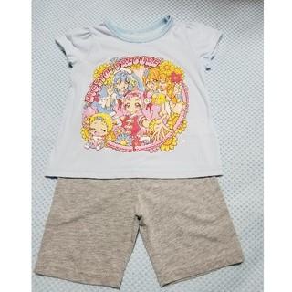 バンダイ(BANDAI)のプリキュア パジャマ 100 95(パジャマ)